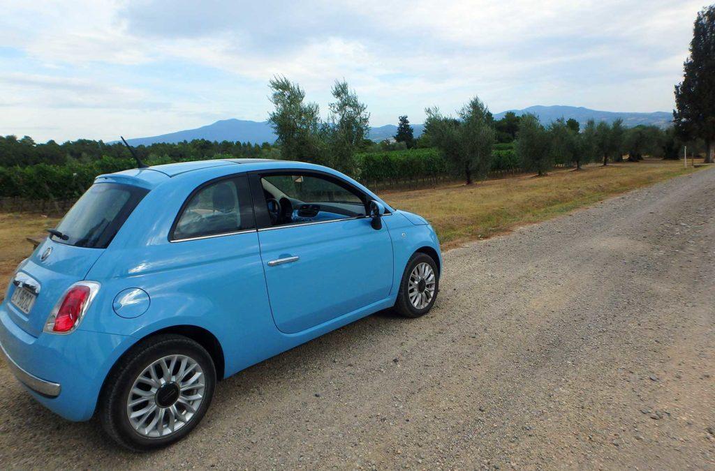 Dicas da Itália - Alugue um carro