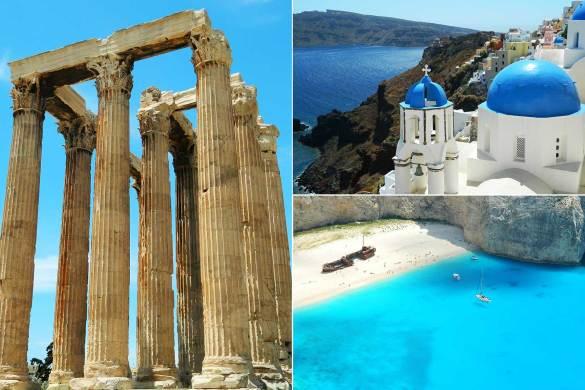 Guia de Viagem Grécia: Tudo que você precisa saber