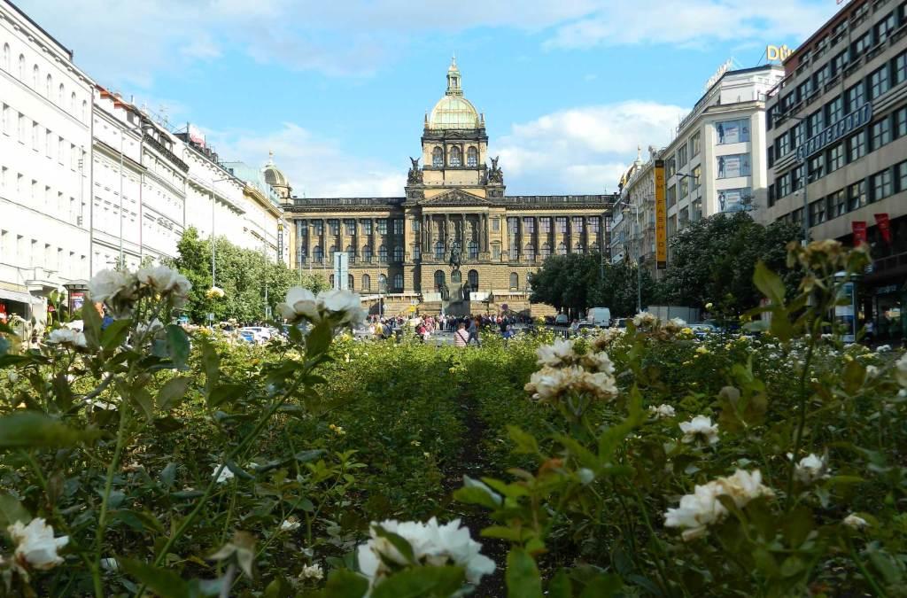 Roteiro em Praga - Museu Nacional
