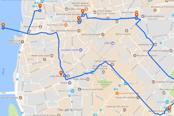 Roteiro em Praga: O que fazer em 1 ou 2 dias de viagem