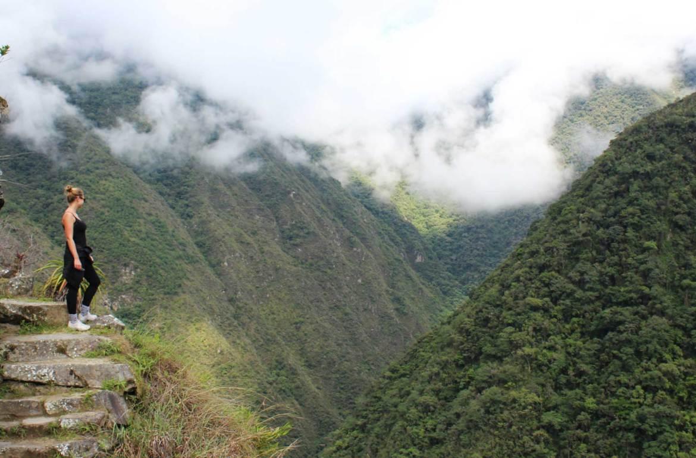 Fotos do Peru - Trilha Inca, que leva a Machu Picchu