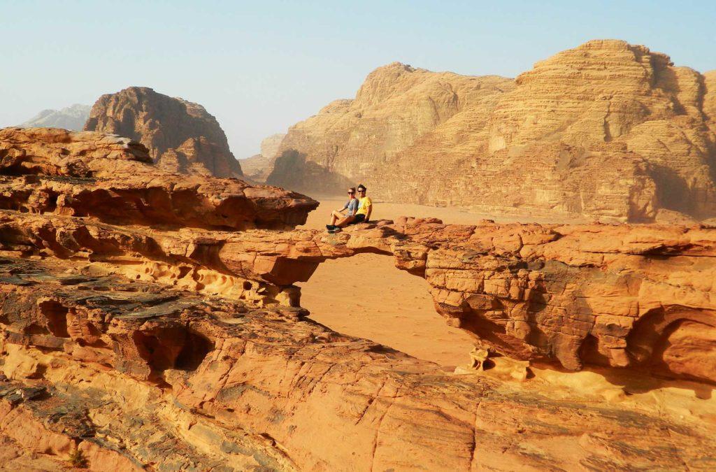 Lugares mais incríveis do mundo - Wadi Rum (Jordânia)