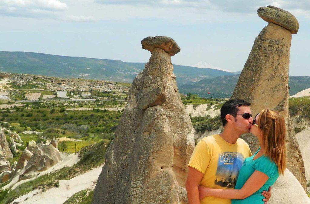 Lugares mais incríveis do mundo - Capadócia (Turquia)