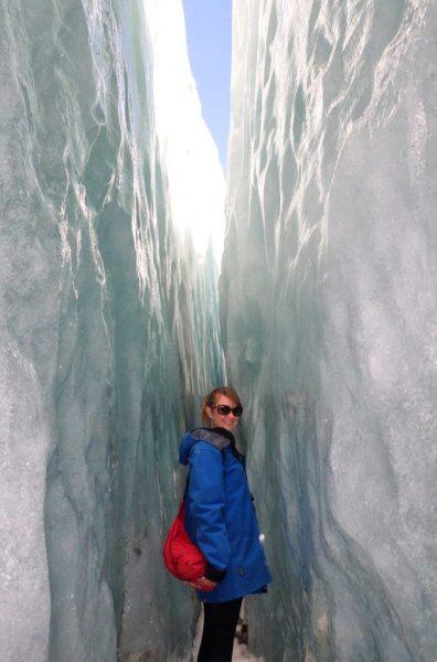 Lugares mais incríveis do mundo - Geleira Franz Josef (Nova Zelândia)