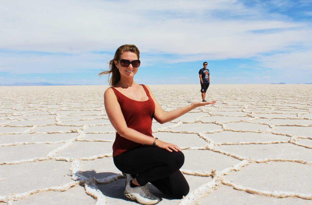 Lugares mais incríveis do mundo - Salar do Uyuni (Bolívia)