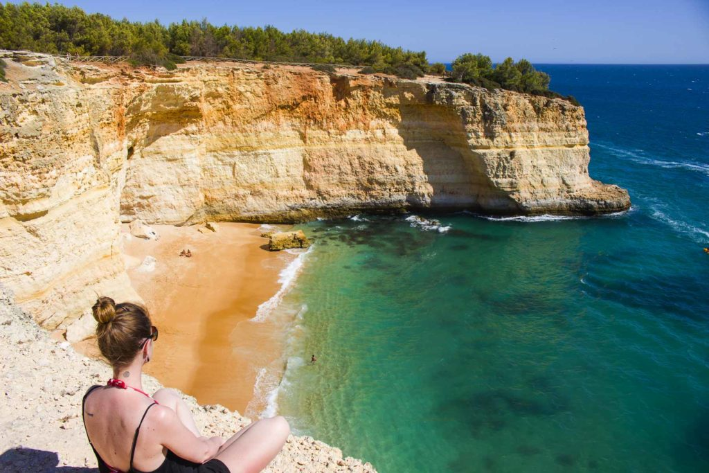 Lugares mais incríveis do mundo - Algarve (Portugal)