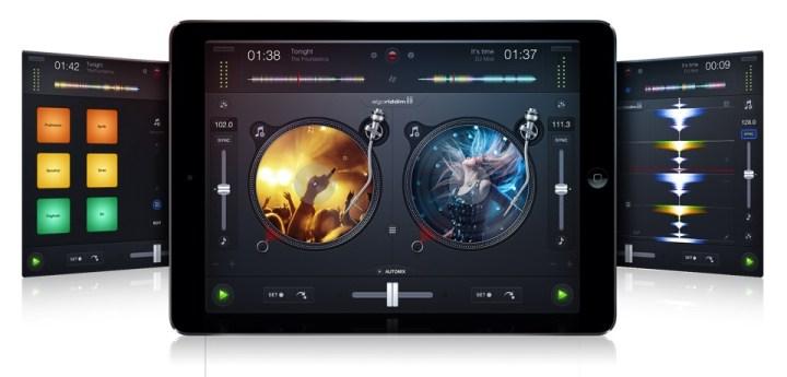 La aplicaci�n djay 2 para iPhone y iPad gratis por tiempo limitado