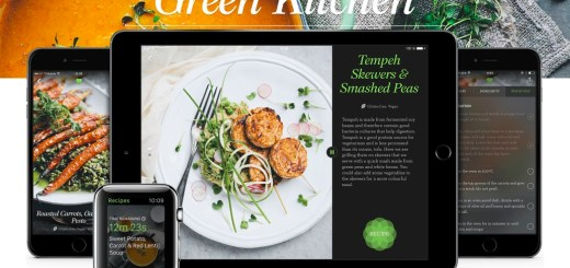 Green Kitchen iOS