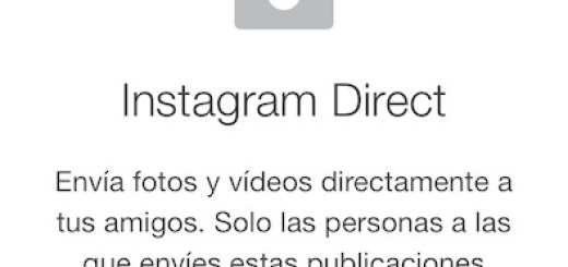 Instagram Direct D