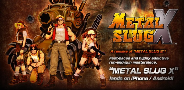 Por el 25 aniversario de NEOGEO, 11 juegos de SNK para iPhone y iPad rebajados a 0,99?