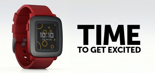 Pebble Time 2