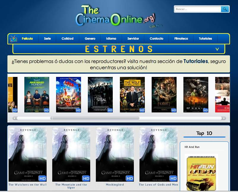 Peliculas online 4