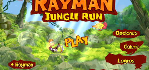 Rayman Jungle Run 5