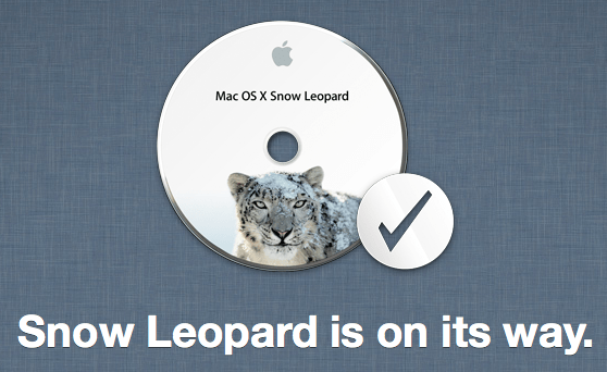 Snow Leopard Mobile Me