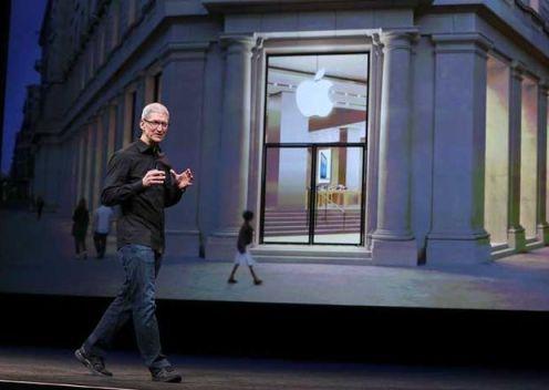 Tim Cook presentacion Foto AFP ECMIMA20120912 0025 4