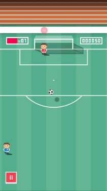 Tiny Goalie, un juego simple, rápido y adictivo ¿Tras la estela de Flappy Bird