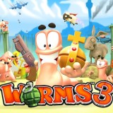Worms 3 iPhone 1