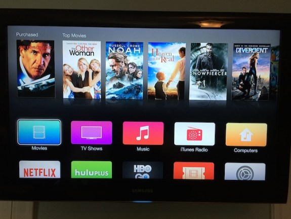 apple tv nueva beta