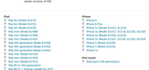iOS 81 beta 1