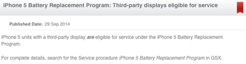 iphone5 sustitucion bateria 2