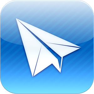 sparrow ios icon