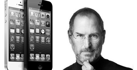Jobs iPhone 5