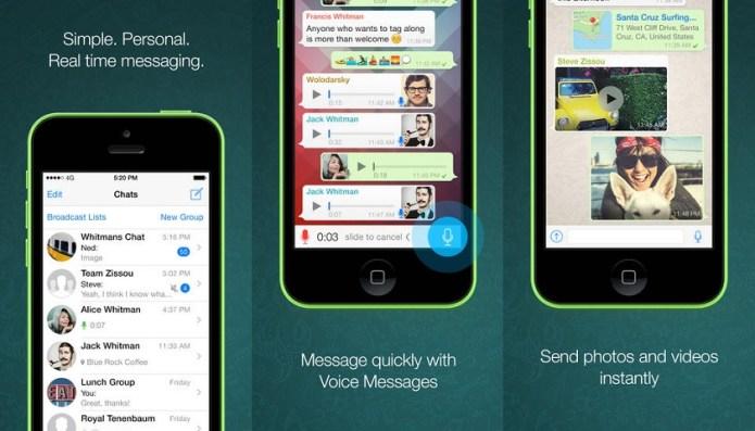 whatsapp actualizacion sep 2014