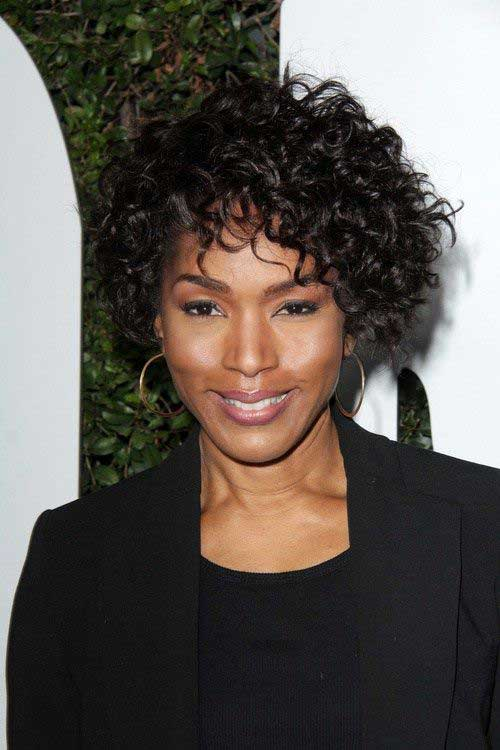 30+ Short Curly Hairstyles for Black Women of 8 by Juan