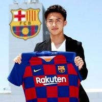 <!--:es-->Hiroki Abe se incorpora al Barça<!--:--><!--:ja-->サッカー日本代表 安部裕葵、スペインのFCバルセロナBへ正式加入<!--:-->
