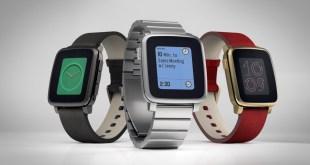Actualización del Pebble Time permite más interacción de ejercicio y salud con watchfaces