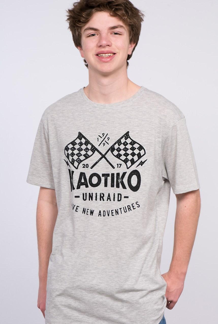 RALLY kaotiko camiseta tshirt hombre chico uniraid THH002AA020-01_02