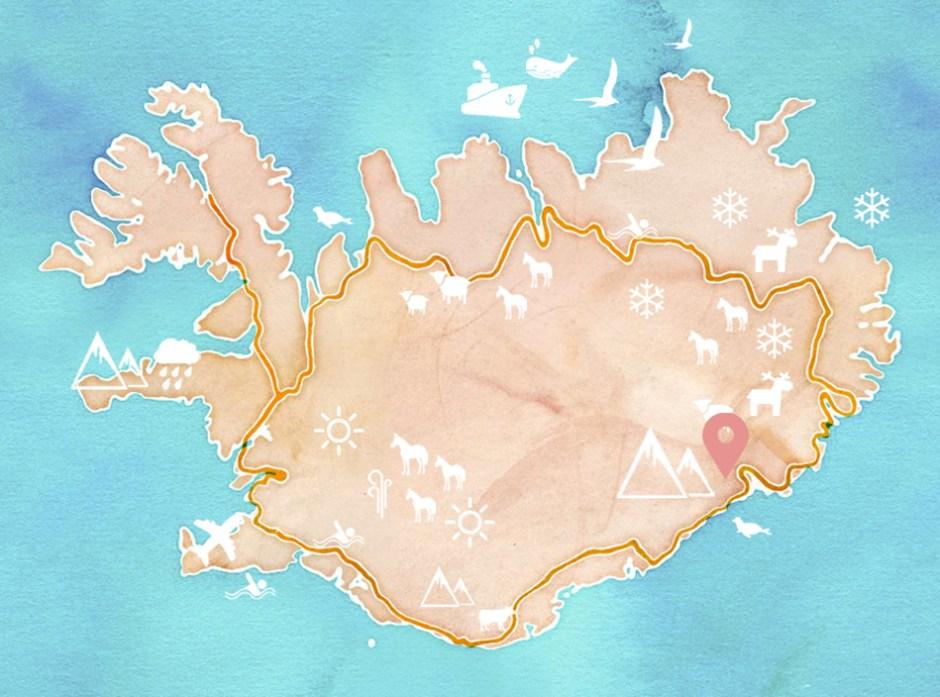 Voyage en Islande : Vik, Jokulsarlon
