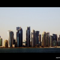 Um dia em Doha - Qatar