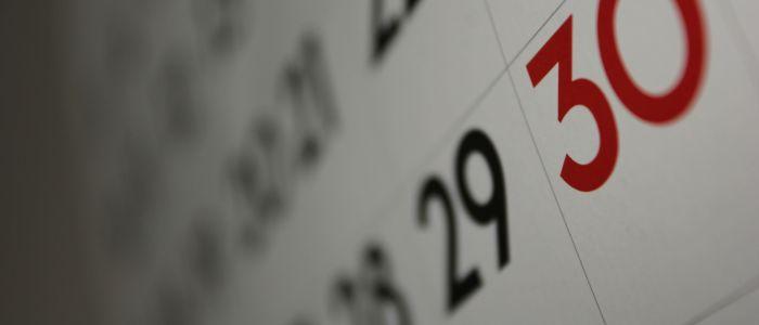 calendario feriado domingo 30