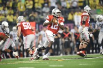 Cardale Jones made only three career starts at Ohio State but is considered a top prospect. (Scott Clarke/ESPN Images)