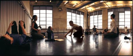 Shen Wei Dance Arts, Prove/Rehearsal, Photo Credits Klaus Lucka