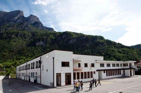 DC NEXT, Blocco Taibon, la Nuova Fabbrica. Foto: Sergio Casagrande