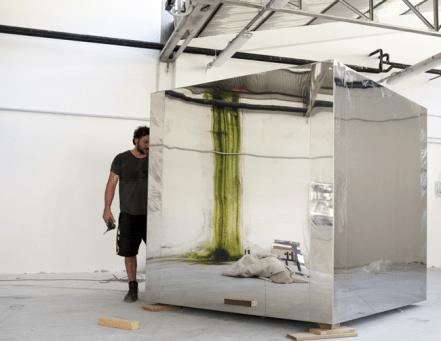 DC - NEXT - allestimento Cubo di C.Martinelli. Foto: Eleonora Bendi