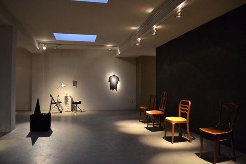 Veduta della mostra NONOSTANTE TUTTO, Courtesy OltreDimore, Bologna