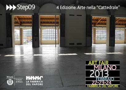 Step09, Fabbrica del Vapore, Cattedrale