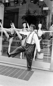 Fabrizio Garghetti, Nam June Paik, 1988