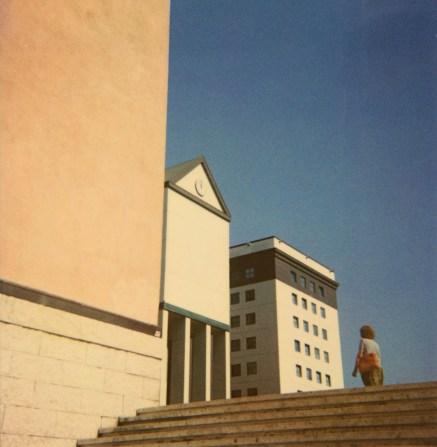 Gianpiero Fanuli, Perugia - Italy, 2005, cm 58x60, stampa lambda fra allum. e plexi. Courtesy Riccardo Costantini Contemporary, Torino