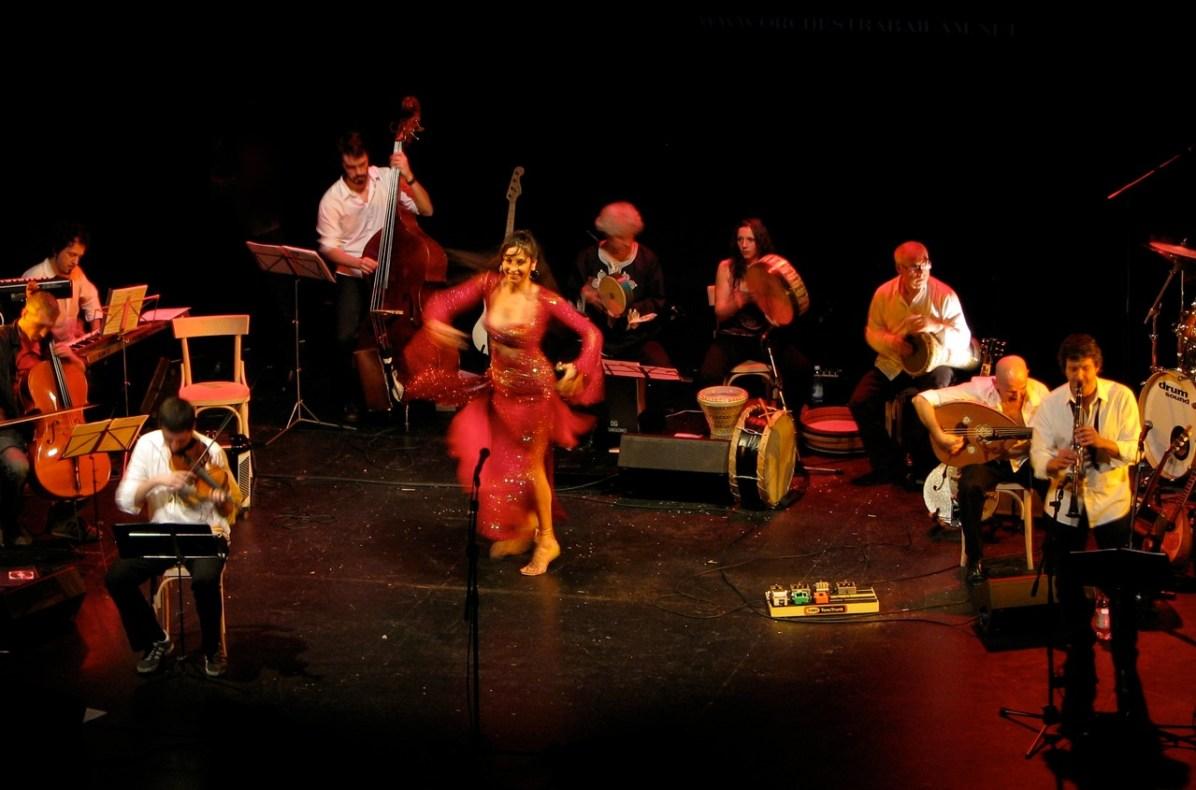 Ailema e Orchestra Bailam. Terreni Creativi 2013. IV edizione