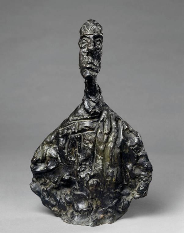 Alberto Giacometti, Diego, 1954, bronzo, cm 38.7x23.9x9.5 (AM 1161 S) © Adam Rzepka - Centre Pompidou, MNAM-CCI/Dist. RMN-GP