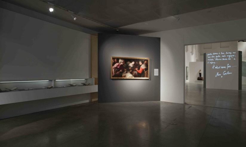 La Grande Magia. Opere Scelte dalla Collezione UniCredit, veduta della mostra. Foto: Matteo Monti