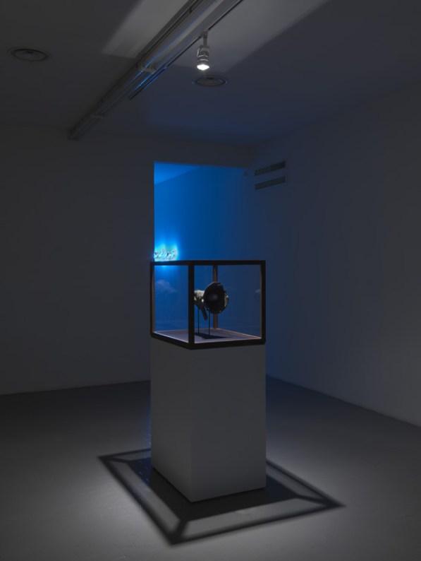 Installation view John Isaacs, The Architecture of Empathy, Gennaio‐Marzo 2014 Courtesy Galleria Massimo Minini, Brescia