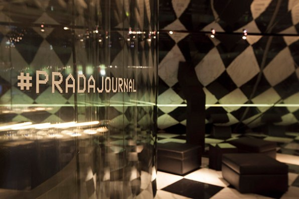 Epicentro Prada, New York,