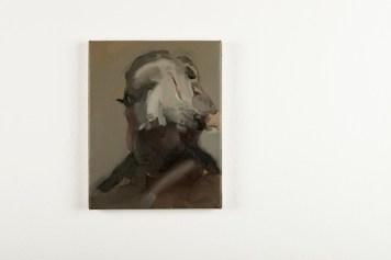 Nazzarena Poli Maramotti, Verdi, olio su tela, cm 25x20
