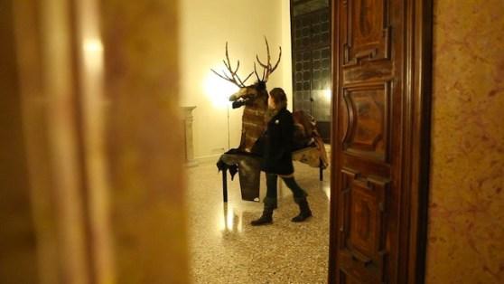 Xenia - Vista della mostra presso Palazzo Flangini 3