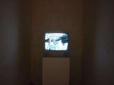 Christian Jankowski, Die Jagd, 1992-97, DVD-R loop, 1992-97 Foto Marco Marzuoli